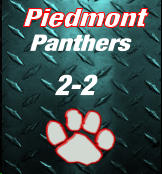 Piedmont Panthers 2-2